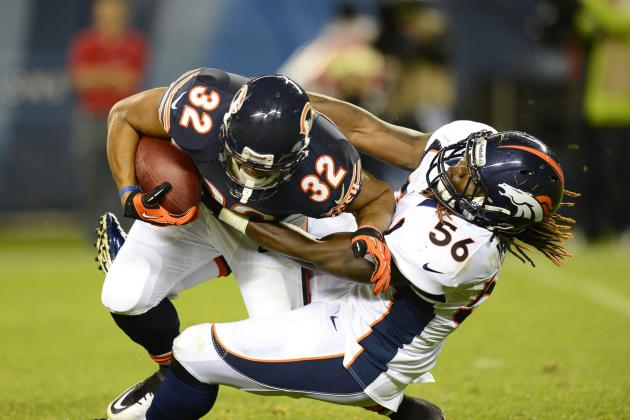 Denver Broncos: Who Will Win the Middle Linebacker Battle?