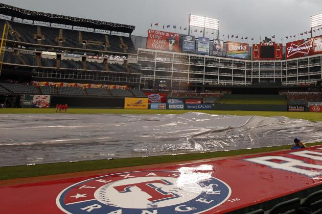 Tonight's Game vs. D-Backs Postponed Due to Rain