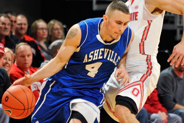 After Two Seasons at UNC Asheville, Keith Hornsby Is Looking to Transfer