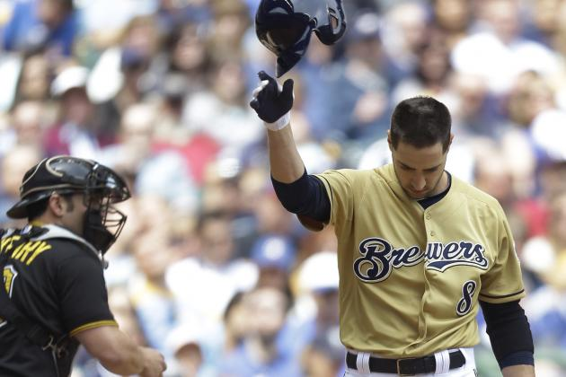 Milwaukee Brewers in Danger of Having Worst Month in Franchise History