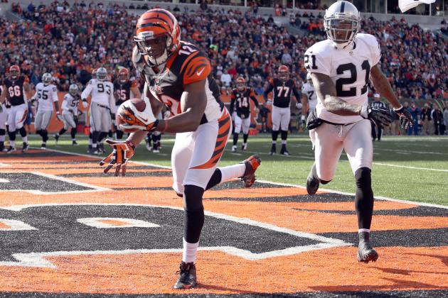 Cincinnati Bengals: Who Will Win the No. 2 Wide Receiver Battle?