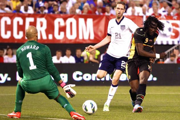 USMNT: American Defense in Disarray After Disappointing Loss to Belgium