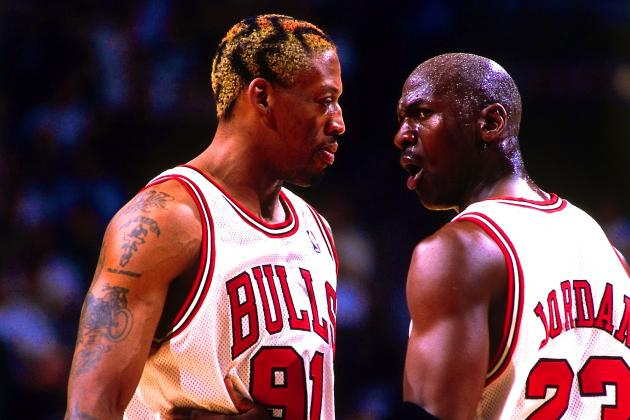 Michael Jordan Was Offered North Korea Trip Before Dennis Rodman