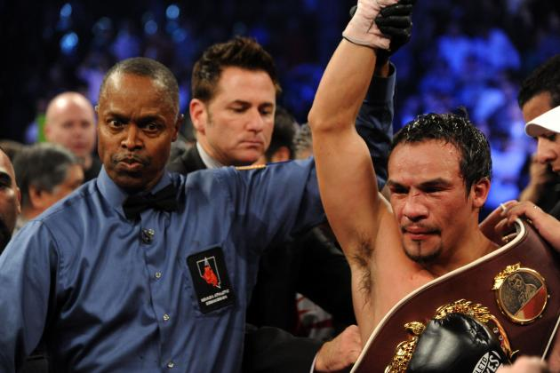 Juan Manuel Marquez vs. Timothy Bradley Fight Date Reportedly Moved to Oct. 12