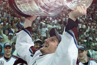 Colorado Avalanche Salutes the Duke: Milan Hejduk Retires