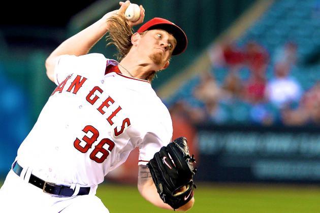 Jered Weaver Return Signals Hope for Reeling Los Angeles Angels