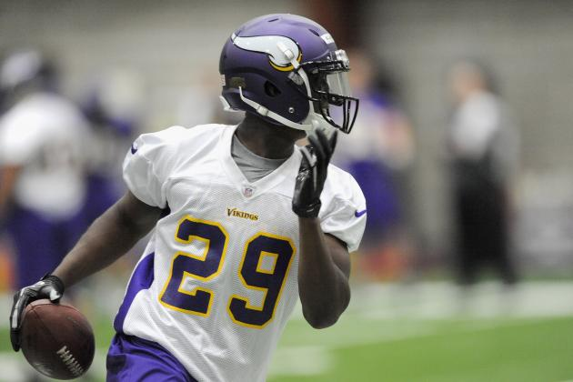 Minnesota Vikings: Why Xavier Rhodes Will Be the Team's Top Rookie in 2013