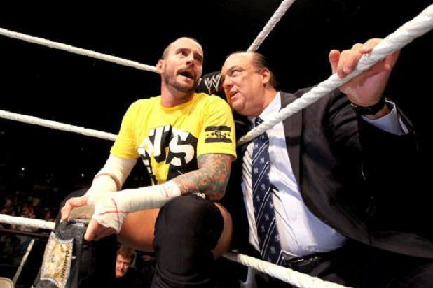 WWE's CM Punk Will Not Be a Paul Heyman Guy for Much Longer