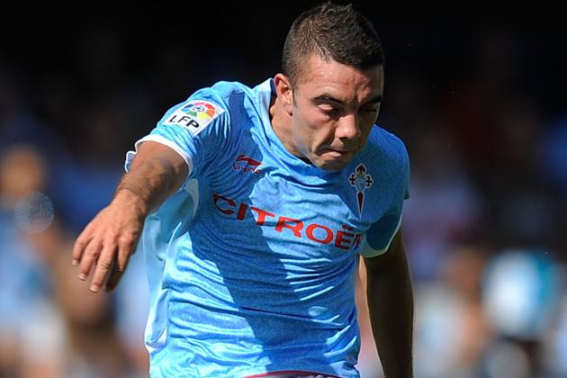 Why Iago Aspas to Liverpool Is the Most Fascinating Transfer Story of the Week