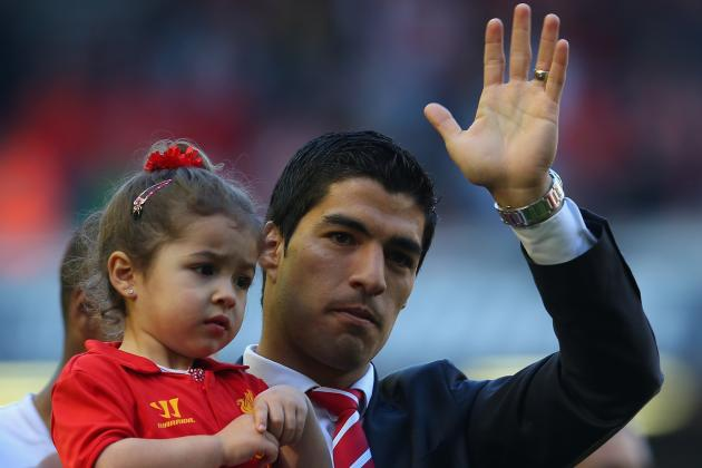 Transfer News: Luis Suarez Staying at Liverpool, Agent Tells Sky Sports News