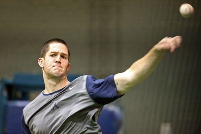 Braves Promote Left-Hander Alex Wood