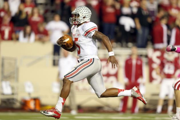 Ohio State Football: Braxton Miller Is Fast, but How Fast?