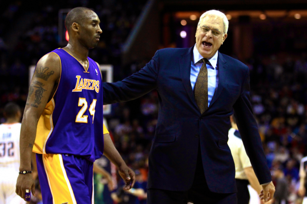 Phil Jackson: Kobe Bryant Is 'Very Sensitive' to Criticism