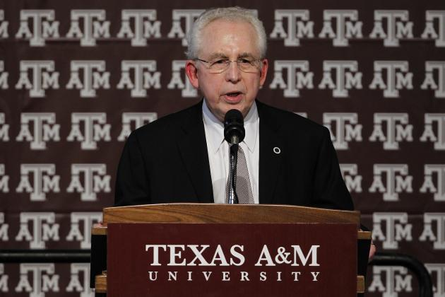 9-Game SEC Football Schedule Is Coming, Because Mike Slive Gets What He Wants