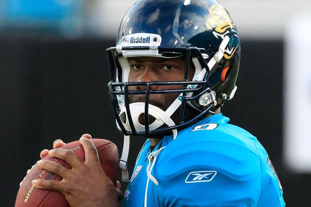 Jets Officially Place David Garrard on Retired List