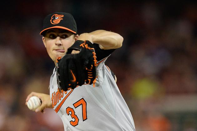 O's Wise to Keep Gausman in Bigs