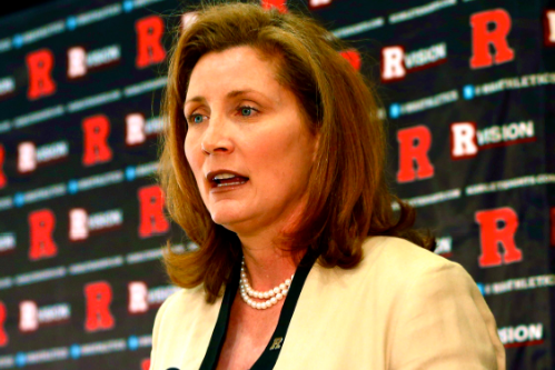 Bungling Rutgers Digs a Deeper Hole by Hiring AD Julie Hermann