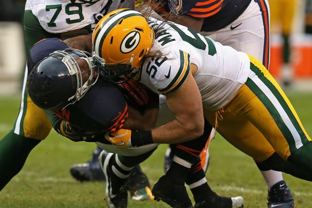 Packers Trying to Become More Efficient Forcing Fumbles