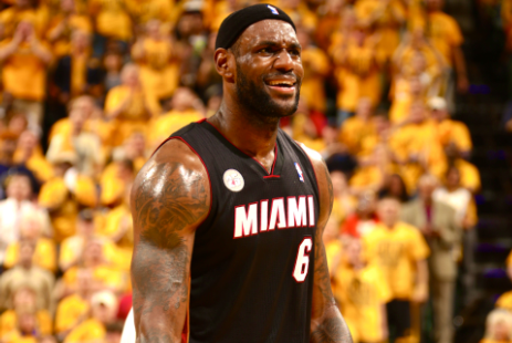 NBA Fines LeBron James, David West and Lance Stephenson for Game 4 Flop Fest