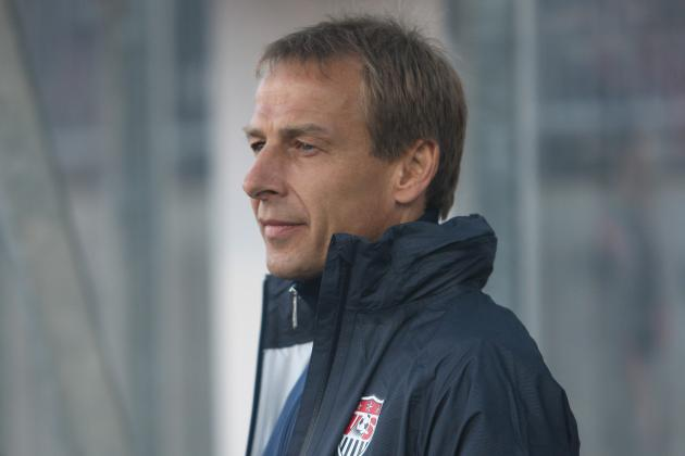 Klinsmann, U.S. Upbeat After Belgian Beating