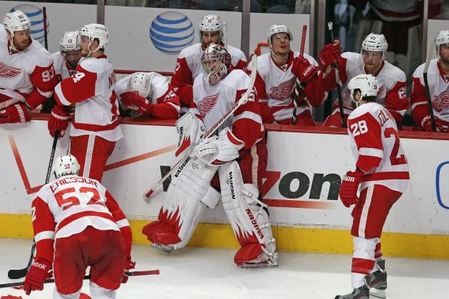 2013 Stanley Cup Playoffs: Why the Detroit Red Wings Did Not Choke