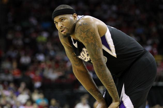 Would Kyrie Irving-DeMarcus Cousins Combo Catapult Cleveland Cavs into Playoffs?