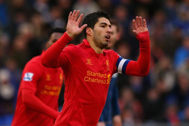 Liverpool Transfer News: Breaking Down Latest Luis Suarez Talk