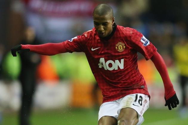 Manchester United: Can Ashley Young Recover from a Poor 2012-13 Season?