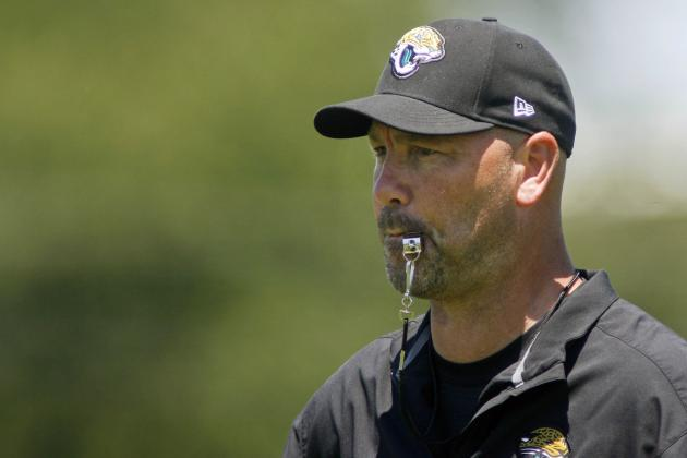 Jags Wired: Gus Bradley