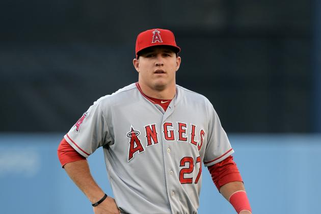 What the Halo? Leave Trout in CF!