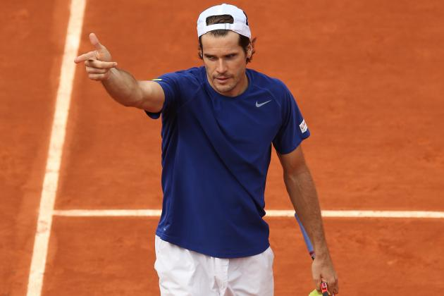 French Open 2013: Seeded Players Headed Toward Disappointment