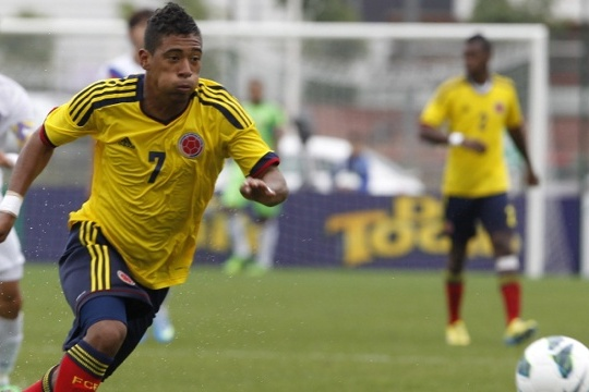 USA vs. Colombia: Score, Recap and Analysis for Toulon Tournament Match