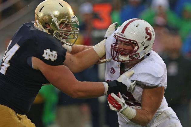 Notre Dame-Stanford TV Info Set