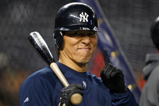 Matsui to Sign 1-Day Contract, Retire as a Yankee