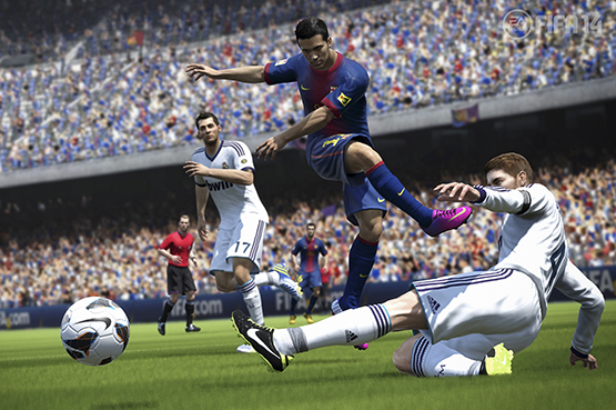 FIFA 14: Tweaks to Shooting System Will Be Biggest Addition to Iconic Franchise