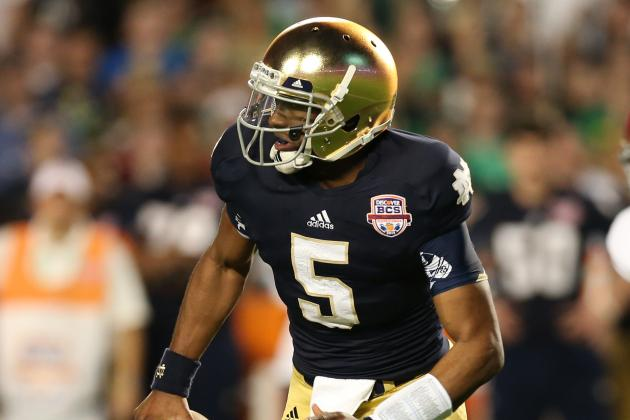 Should Tim Beckman Make a Move to Sway Everett Golson to Illinois?