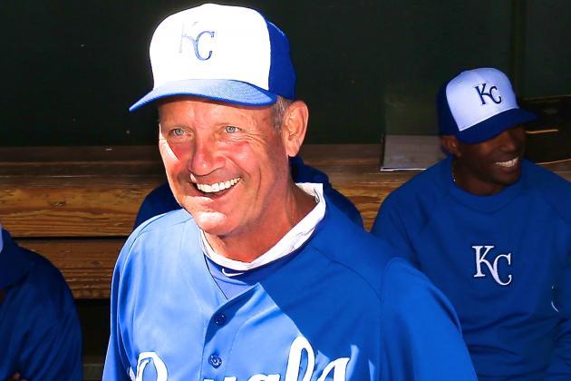 George Brett Named Kansas City Royals Hitting Coach