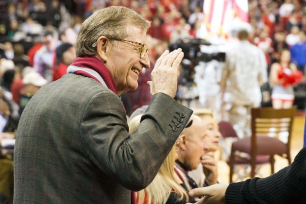 Ohio State President Gordon Gee Can't Stop Putting His Foot in His Mouth
