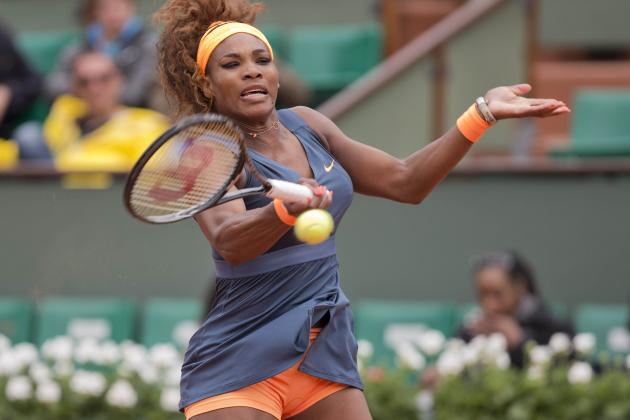 French Open 2013 Results: Serena Williams and Top Stars Dominating Roland Garros