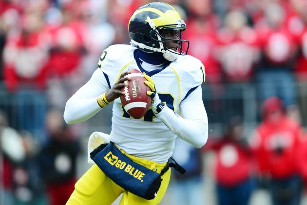 Comparing Devin Gardner to Other Michigan QBs of the BCS Era