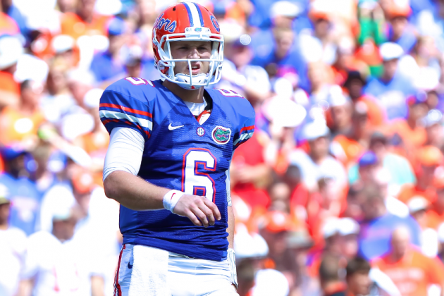 SEC Football Teams That Will Disappoint in 2013