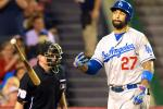 Dodgers Place Kemp on DL with Hamstring Strain
