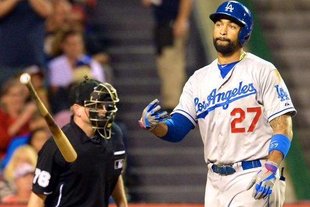 Matt Kemp Injury: Updates on Dodgers Star's Hamstring