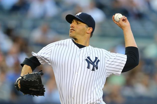 Girardi: Pettitte Slated to Start Monday vs. Indians