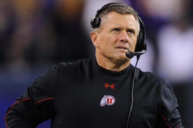 Utah Utes: Game Times Announced for First Four Home Games