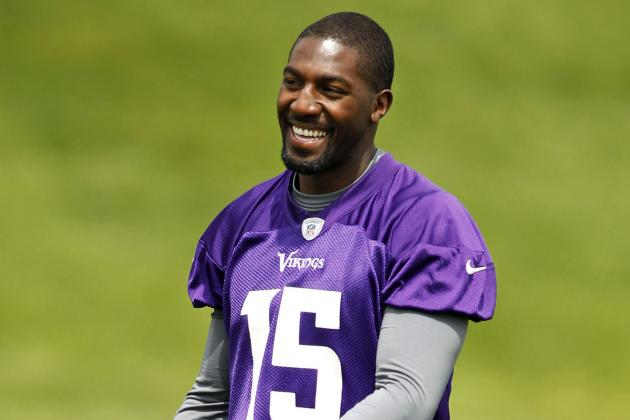 "Greg Jennings: ""It's May and I'm Perfectly Fine"""