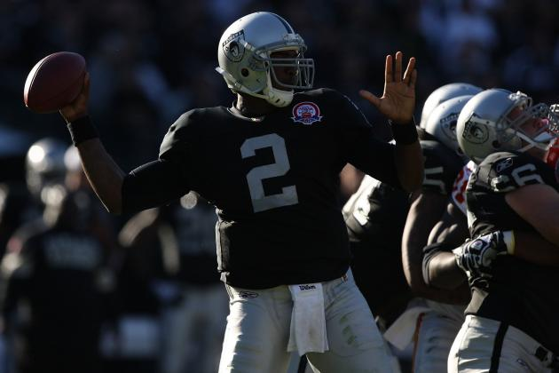 Minnesota Vikings: Why They Should Give JaMarcus Russell a Chance