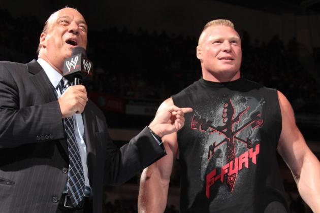 UFC vs. WWE: Jon Jones' Manager Blasts Brock Lesnar, Paul Heyman on Twitter