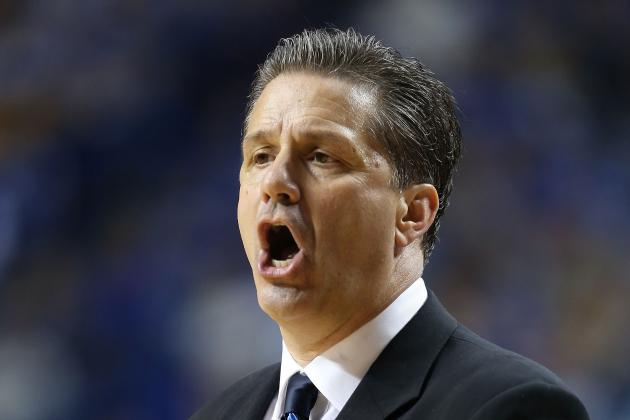 Report: John Calipari Wants Eddie Sutton to Attend Kentucky Practice