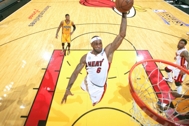 What LeBron James Must Do to Win Series for Miami Heat vs. Indiana Pacers